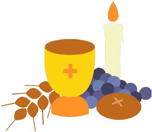 Communion clip art
